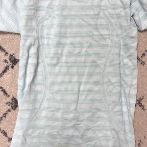 lululemon athletica Tops - Lululemon Long sleeve Mint